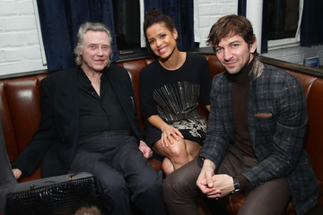 Christopher Walken Special Screening of the Netflix Film 'Irreplaceable You' at the Metrograph Theater in New York City.