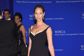 Christy Turlington 102nd White House Correspondents' Association Dinner - Arrivals