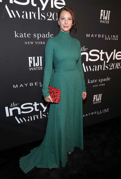 Fifth Annual InStyle Awards - Red Carpet