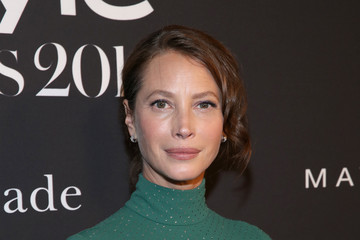 Christy Turlington Burns Fifth Annual InStyle Awards - Red Carpet