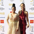 Chrystee Pharris 50th NAACP Image Awards - Arrivals