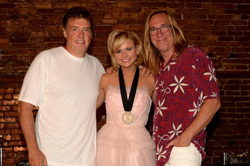 Chuck Ainlay Miranda Lambert Celebrates Her Album Success