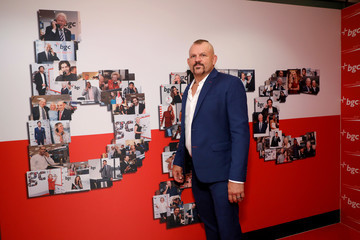 Chuck Liddell Annual Charity Day Hosted By Cantor Fitzgerald, BGC, And GFI - BGC Office - Arrivals