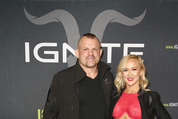 Chuck Liddell Ignite Angels And Devils Pre-Valentine's Day Party - Arrivals