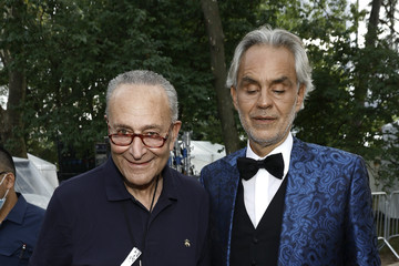 Chuck Schumer We Love NYC: The Homecoming Concert Produced by NYC, Clive Davis, and Live Nation
