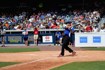 Chuck Wicks 25th Annual City of Hope Celebrity Softball Game 2015 - Game