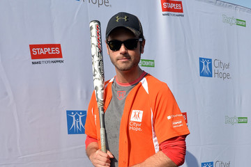 Chuck Wicks City of Hope Celebrity Softball Game at CMA Festival - Arrivals