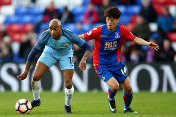 Chung-Yong Lee Crystal Palace v Manchester City - The Emirates FA Cup Fourth Round
