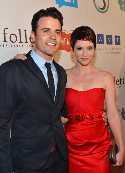 Nathan West with cool, Wife