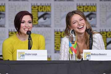 Chyler Leigh Comic-Con International 2018 - 'Supergirl' Special Video Presentation And Q&A