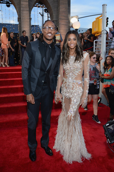Ciara - Arrivals at the MTV Video Music Awards — Part 5