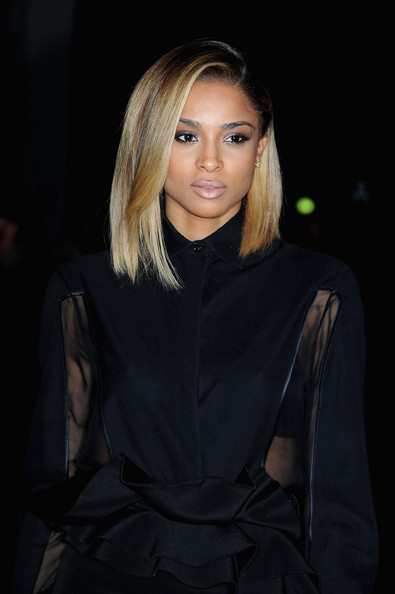 Ciara - Celebs Attend the Givenchy Show