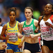 Ciara Mageean 2017 European Athletics Indoor Championships - Day One