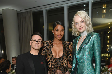 Ciara InStyle Dinner To Celebrate The April Issue Hosted By Cover Star Ciara And Laura Brown