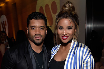 Ciara Warner Music Group GRAMMY Party - Inside