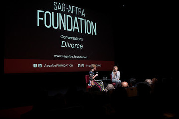 Cindi Leive SAG-AFTRA Foundation Conversations: 'Divorce'