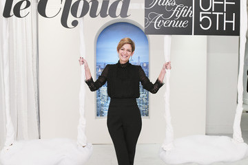 Cindi Leive Amy Schumer & Leesa Evans Host Le Cloud Launch Event With Saks OFF 5TH