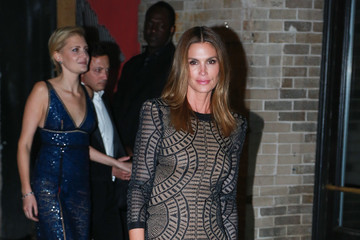 Cindy Crawford 'Manus x Machina: Fashion in an Age of Technology' Costume Institute Gala - After Parties