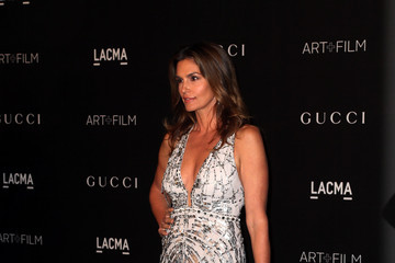 Cindy Crawford Arrivals at the LACMA Art + Film Gala — Part 3