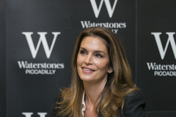 Cindy Crawford Cindy Crawford's Book Signing in London