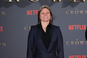 Cindy Holland 'The Crown' Season 2 World Premiere - Red Carpet Arrivals