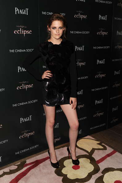 Kristen Stewart Eclipse Screening. Kristen Stewart Actress