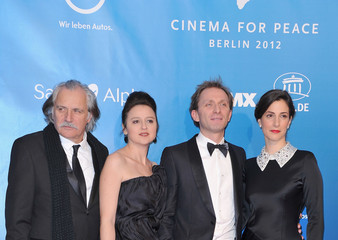 Goran Kostic Cinema For Peace Gala 2012 - Red Carpet Arrivals