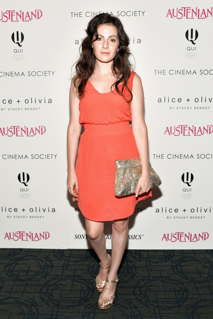 The Cinema Society and Alice and Olivia Present Austenland