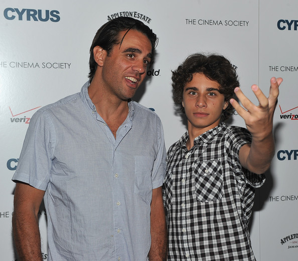 Bobby Cannavale Actor Bobby Cannavale and son Jake attend a special    Bobby Cannavale Son