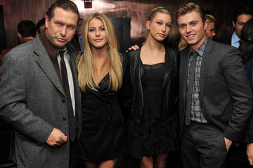 """Julianne Hough Kenny Wormald The Cinema Society Hosts A Screening Of """"Footloose"""" - After Party"""