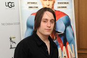"""Actor Kieran Culkin attends the Cinema Society with UGG & Suffolk County Film Commission's screening of """"Paper Man"""" at the Crosby Street Hotel on April 5, 2010 in New York City."""