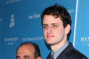 Armando Iannucci and Zach Woods Photos Photo