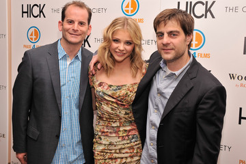 """Berry Meyerowitz The Cinema Society And Phase 4 Films Presents A Special Screening Of """"Hick"""" - Arrivals"""