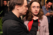 Actors Kieran Culkin and Rory Culkin attend the after party for a special screening of 'Hick hosted by The Cinema Society and Phase 4 Films at Ken and Cook on May 3, 2012 in New York City.
