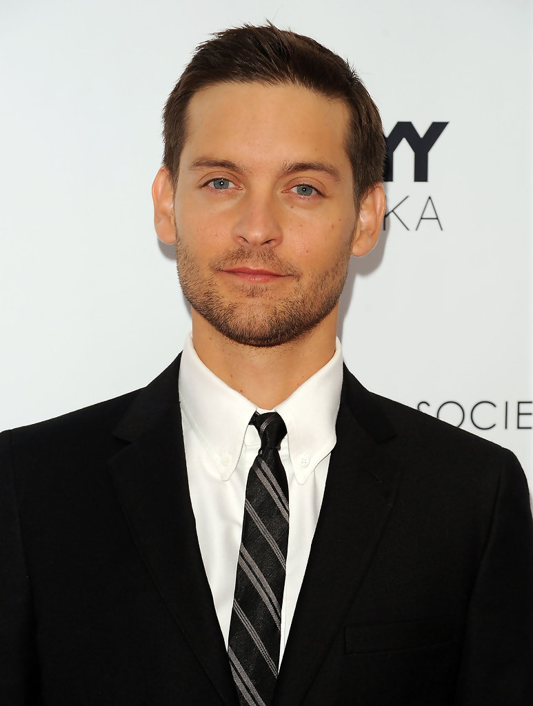 Tobey Maguire in The C...