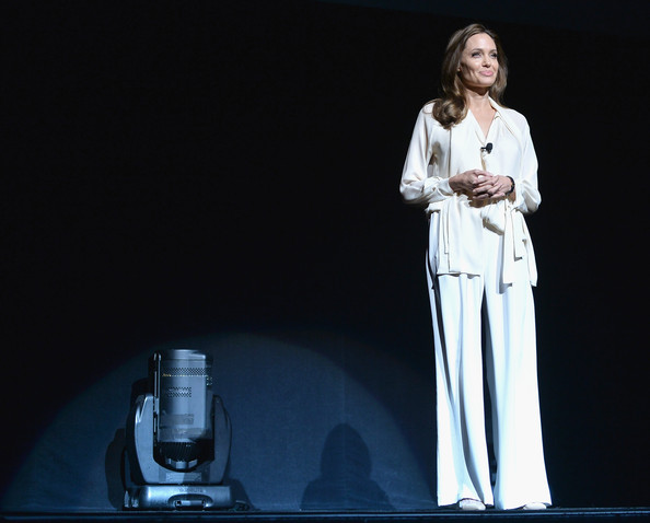 Angelina Jolie Speaks at CinemaCon