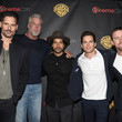Kevin Nash and Adam Rodriguez Photos