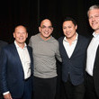 Jon M. Chu and Charles Rivkin Photos