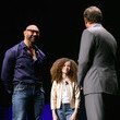 Dave Bautista and Chloe Coleman Photos - 1 of 13