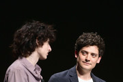 Aneurin Barnard and Finn Wolfhard Photos Photo