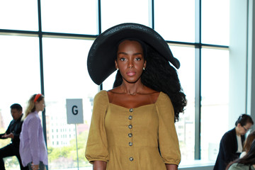 Cipriana Quann Ryan Roche - Front Row - September 2019 - New York Fashion Week: The Shows