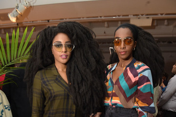 Cipriana Quann Studio 189 By Rosario Dawson And Abrima Erwiah - Front Row - September 2017 - New York Fashion Week: Style360