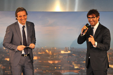 Ciro Ferrara UEFA Europa League Ceremony