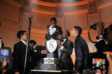 """Christian Combs Justin Combs Ciroc Vodka Presents Sean """"Diddy"""" Combs' Birthday Celebration"""