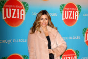 """Zoe Hardman attends Cirque du Soleil's """"LUZIA"""" at Royal Albert Hall on January 15, 2020 in London, England."""