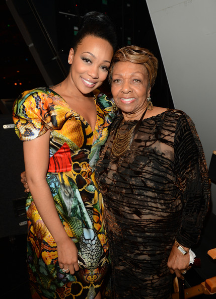Cissy Houston - 2012 BET Awards - Roaming Inside And Backstage