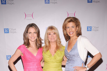 Natalie Morales Kathie Lee Gifford City of Hope-East End Chapter 2010 Spirit of Life Award Luncheon
