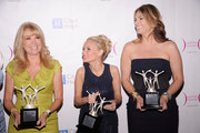 Kristin Chenoweth and Heather Thomson Photos Photo