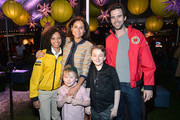 Minnie Driver Benjamin Stockham Photos Photo