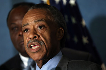 Rev. Al Sharpton Civil Rights Leaders Denounce Attempt To Hold Attorney Gen. Holder In Contempt Of Congress